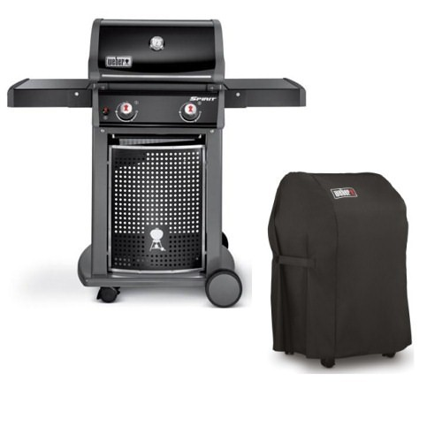 Products weber spirit classic e210 new model and cover package deal 46010074 - Weber spirit e210 ...